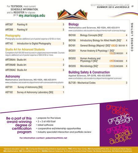 SCC Summer 13 eSchedule & Enrollment Guide - SCC Summer 13 eSchedule ...