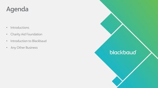 Blackbaud Corporate