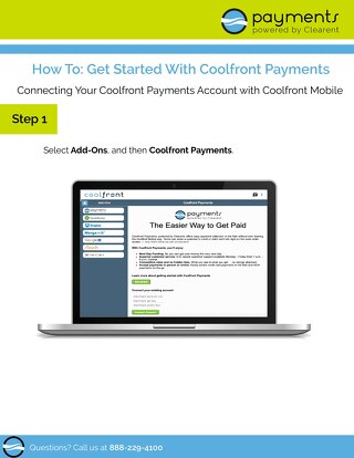 How to Get Started with Coolfront Payments