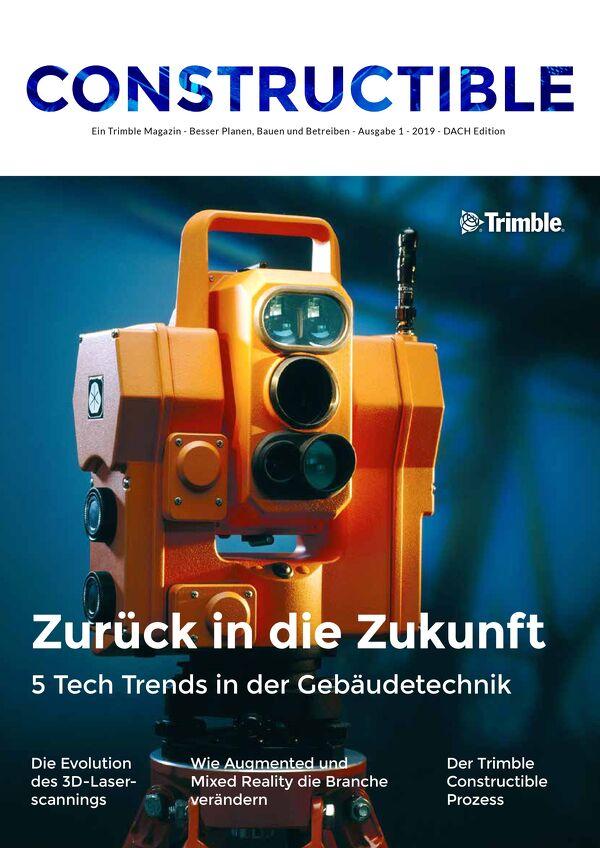 Constructible Magazine: Zurück in die Zukunft