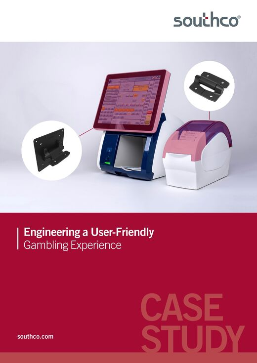 PMC & Southco: Engineering a User-Friendly Gambling Experience