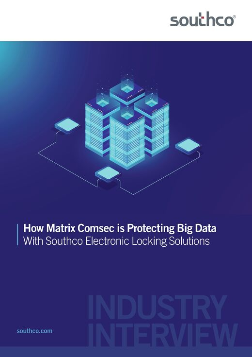 How Matrix Comsec is Protecting Big Data With Southco Electronic Locking Solutions
