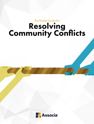 The Pocket Guide for Resolving Community Conflicts - WBM