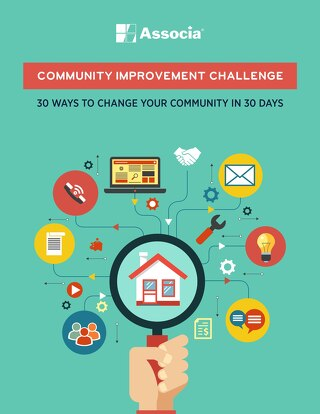 Community Improvement Challenge: 30 Ways to Change Your Community in 30 Days