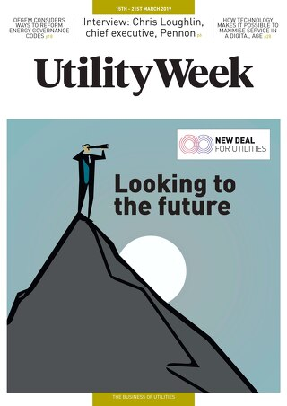 Utility Week 15th March 2019