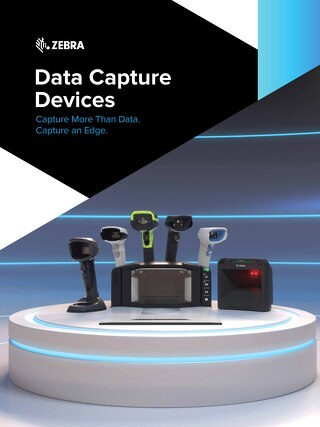 Data Capture Devices from Zebra