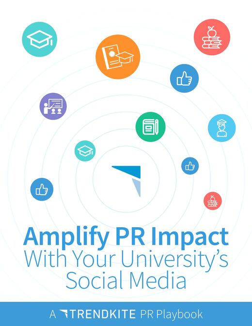 Amplify PR Impact With Your University's Social Media