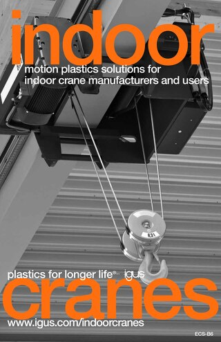 Indoor/EOT Cranes Industry Solutions