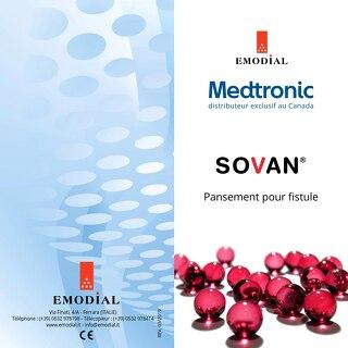 SOVAN® Pansement pour fistule
