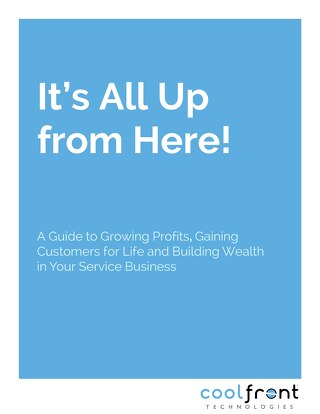 It's All Up From Here eBook