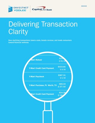 Delivering Transaction Clarity