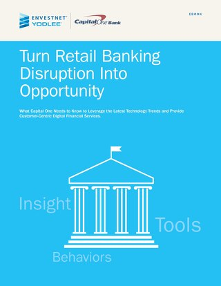Turn Retail Banking Disruption into Opportunity