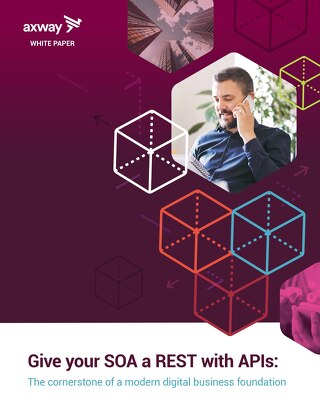 Give your SOA a REST with APIs: The cornerstone of a modern digital business foundation