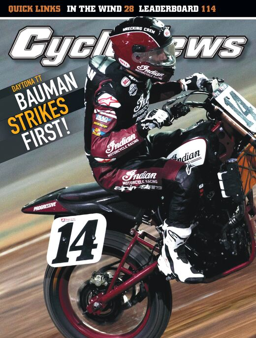 Cycle News 2019 Issue 11 March 19