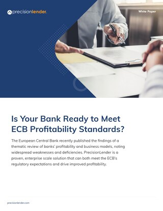 Meeting ECB Profitability Standards