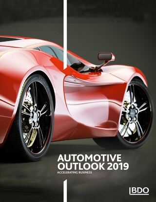 [Report] Automotive outlook 2019