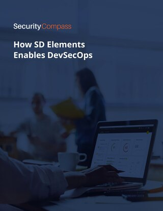 How SD Elements Enables DevSecOps