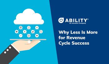 Why Less Is More for Revenue Cycle Success