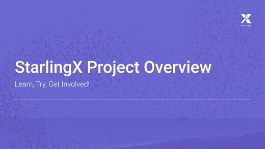 StarlingX Project Overview Presentation
