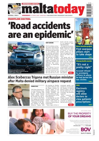 MALTATODAY 17 April 2019 Midweek