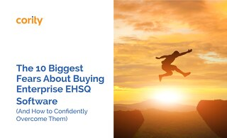 eBook - 10 Biggest Fears About Buying EHSQ Software
