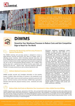DiCentralVN - DiWMS- Datasheet-[E]