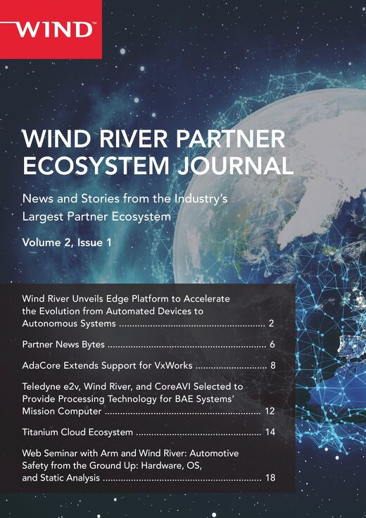 Partner Ecosystem Journal - Volume 2, Issue 1