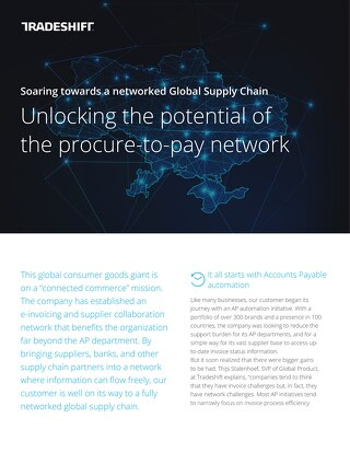 Soaring towards a global supply chain