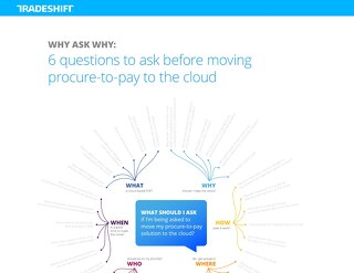 Why ask why: 6 questions to ask before moving procure-to-pay to the cloud
