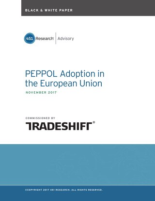 PEPPOL adoption in the European Union