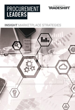 Unlocking efficiencies: get Procurement Leaders' insight marketplace report