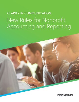 eBook: The New Rules for Nonprofit Accounting and Reporting