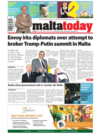 MALTATODAY 21 April 2019