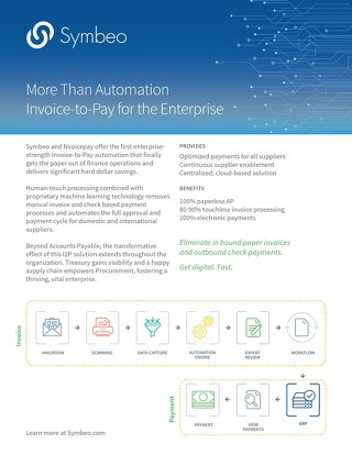 Symbeo Invoice To Pay Enterprise