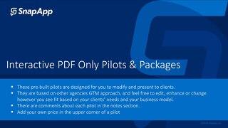 PDF Only Pilots
