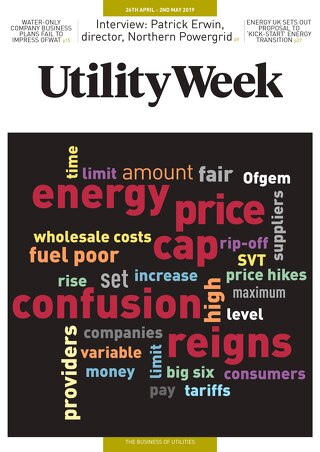 Utility Week 26th April 2019
