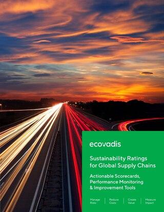 Sustainable Procurement Solution Brochure