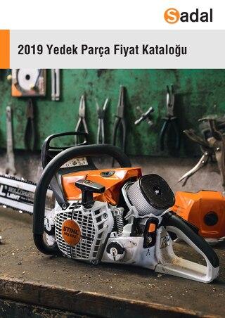 2019 Yedek Parca Katalogu