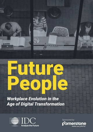 Future People - Workplace Evolution in the Age of Digital Transformation