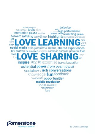 Love Learning. Love Sharing