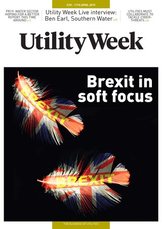 Utility Week 5th April 2019