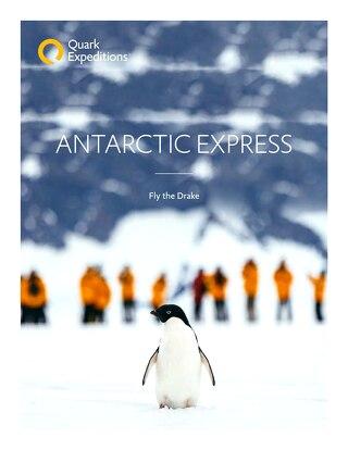 Antarctic Express: Fly the Drake