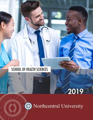 School of Health Sciences Viewbook 2019