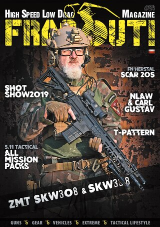 Frag Out! Magazine #24 PL