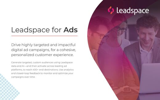 Leadspace for Ads