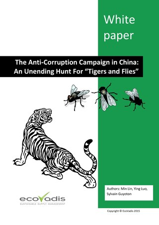 Tigers and Flies: China Anti-Corruption Campaign