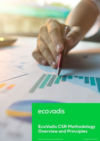 EcoVadis CSR Methodology Overview and Principles