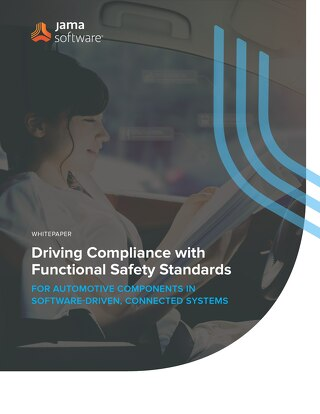 Driving Compliance with Functional Safety Standards