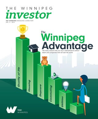 The Winnipeg Investor - Volume 3 2019 | YES! Winnipeg
