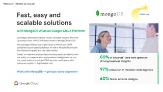 1199 SEIU: GCP + MongoDB Atlas Joint Win